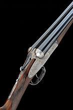 COGSWELL & HARRISON A 12-BORE ''AVANT TOUT'' MODEL BOXLOCK EJECTOR GUN, NO. 46524 30-inch barrels wi