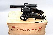 WINCHESTER A 10-BORE SIGNAL CANNON, NO. 006452 11