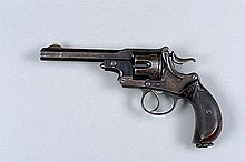 WEBLEY A .455 KAUFFMANN IMPROVED GOVERNMENT