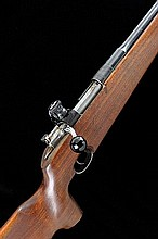 CARL GUSTAV A 6.5X55MM BOLT-ACTION TARGET RIFLE,