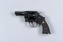 SMITH & WESSON A .455 HAND EJECTOR MARK II