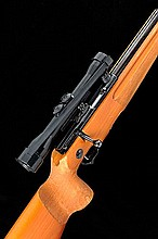A GERMAN 5.45X39 BOLT-ACTION TARGET RIFLE, NO.
