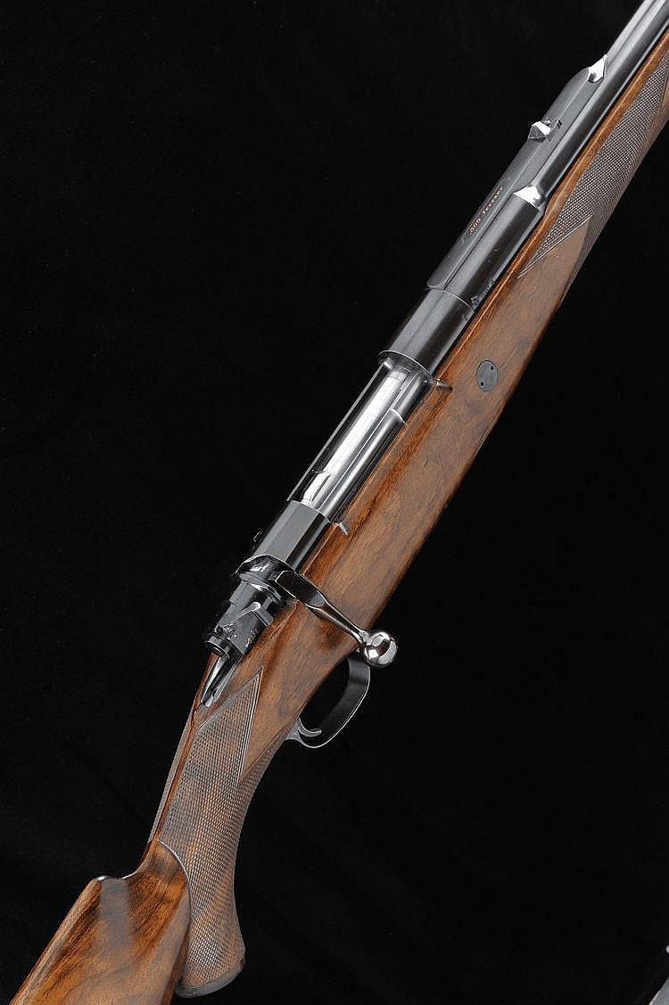 MEDWELL & PERRETT A FINE .500 JEFFERY BOLT-ACTION