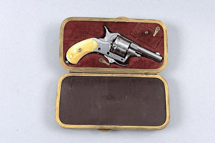 A .230 RIMFIRE POCKET REVOLVER, NO. 22 1 3/4-inch