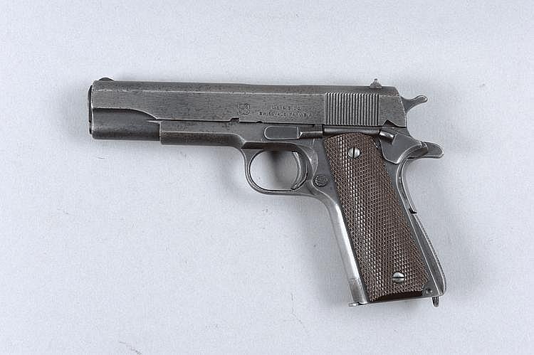 UNION SWITCH & SIGNAL CO. A .45 MODEL 1911 A1