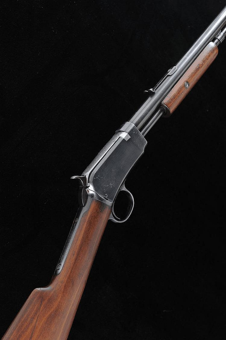 WINCHESTER A .22 MODEL 1906 PUMP-ACTION TAKE-DOWN