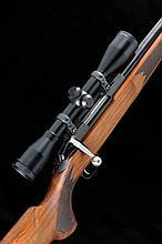 TIKKA A .222 REM SINGLE SHOT BOLT-ACTION SPORTING