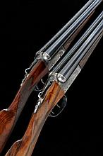 COGSWELL & HARRISON A PAIR OF 12-BORE ''MARKOR''