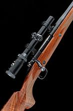 WINCHESTER A .375 H&H; MAG MODEL 70 ''SAFARI CLASSIC'' BOLT-ACTION SPORTING