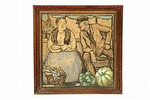 LE FARCEUR BY ISOBEL RAE (AUSTRALIA, 1860-1940).