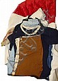 GROUP OF LATE 19TH CENTURY BOY'S CLOTHING. Including velvet Little Lord Fauntleroy suit, three piece sailor suit and mid 19th centur..