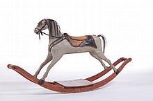 ***ROCKING HORSE.
