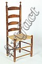LADDERBACK CHAIR.
