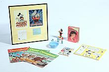 MISCELLANEOUS DISNEY MEMORABILIA.