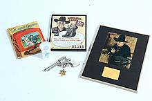 GROUP OF HOPALONG CASSIDY MEMORABILIA.