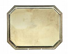 STERLING SILVER TRAY.