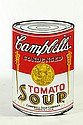 CAMPBELL'S ADVERTISING SIGN.