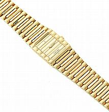 GOLD LADIES' CONCORD WATCH