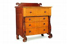 CLASSICAL CHEST OF DRAWERS.