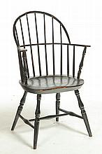 WINDSOR CHAIR.