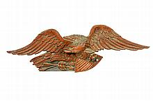 EAGLE PLAQUE.