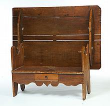 AMERICAN HUTCH TABLE.