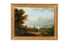 LAKE LANDSCAPE (EUROPEAN SCHOOL, 18TH-19TH CENTURY).