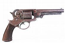 STARR ARMS 1858 ARMY REVOLVER.