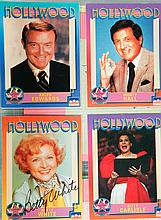COLLECTION OF GAME SHOW AUTOGRAPHS.