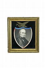 ENGRAVED PORTRAIT OF HENRY CLAY.