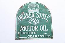 MOTOR OIL SIGN.