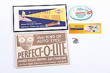 MISCELLANEOUS ADVERTISING ITEMS.
