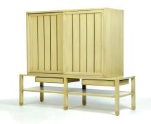 CABINET BY HARVEY PROBBER.
