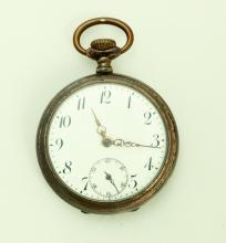 JUNGHANS POCKET WATCH.