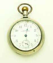 WALTHAM POCKET WATCH.