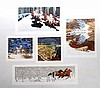 GROUP OF PRINTS INCLUDING BEV DOOLITTLE (AMERICAN, B. 1947).