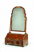 QUEEN ANNE DRESSING MIRROR.