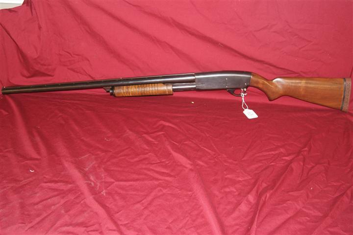 Savage Model 30F 12 GA