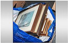 Collection Of Paintings & Prints. various sizes