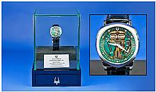 Bulova Accutron Gents Stainless Steel Spaceview