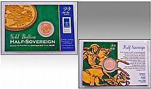 Royal Mint Elizabeth II Uncirculated 22ct Gold