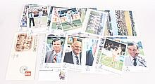Large Quantity of Cricket Related Commemorative Covers from around the worl
