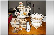 Collection Of Ceramics & Glassware Including Wedgw