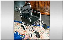 Better Life Collapsible Wheelchair
