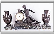 French 19th Century Fine & Impressive Figural Garn