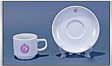 WW1 Royal Flying Cor Coffee Cup & Saucer.