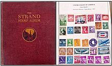 Oversized Stamp Album. Full of All World Stamps