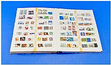 Large Stamp Album of World Stamps.