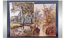 William Joseph Wadham (Australian) (1863-1950). An