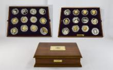Royal Mint Issue of Queen Elizabeth II Golden Jubilee Ltd Edition Collectio